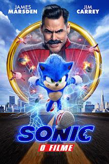 Sonic: O Filme - BDRip Dual Áudio