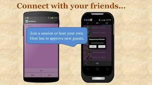 condividere film e musica e la riproduzione di file multimediali attraverso telefoni e tablet Android in un hotspot rete WiFi o un WiFi Network ospitato da dispositivi Android.
