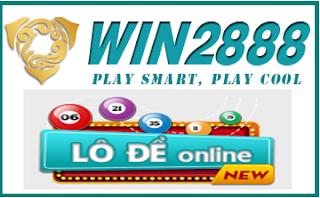 đánh lô đề online win2888