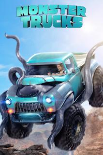 Monster Trucks [2017] [DVD5] [Latino]