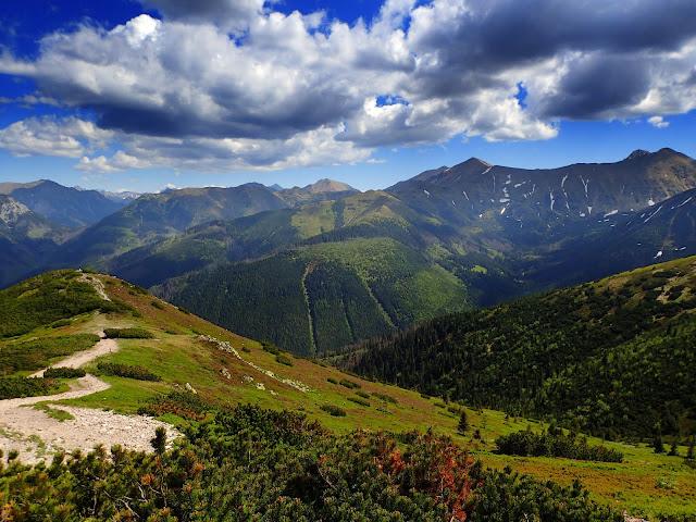 Pochmurne Tatry Zachodnie
