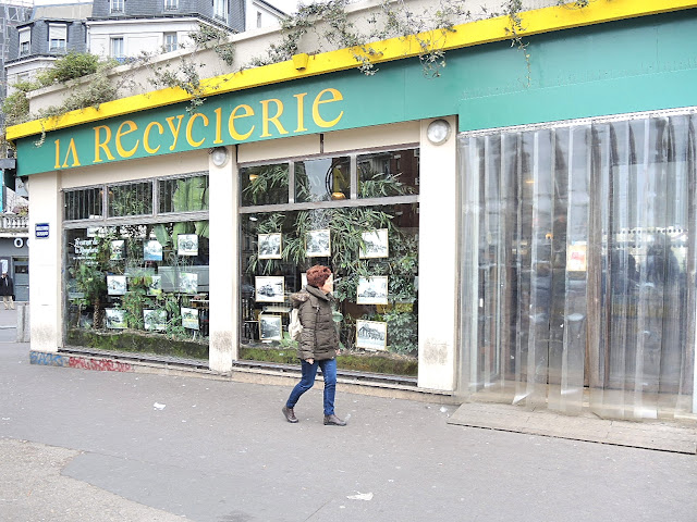 la recyclerie - Paris