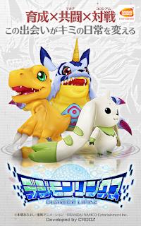 Digimon LinkZ Mod Apk v2.0.0 Full version (High Luck/Anti Ban)