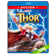 Thor: Tales of Asgard (2011) BRRip 720p Audio Dual Latino-Ingles