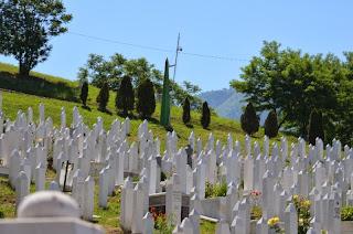 Saraybosna şehitlikleri