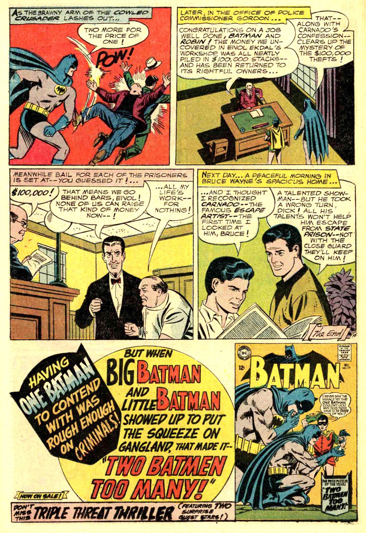 Detective Comics (1937) 346 Page 19