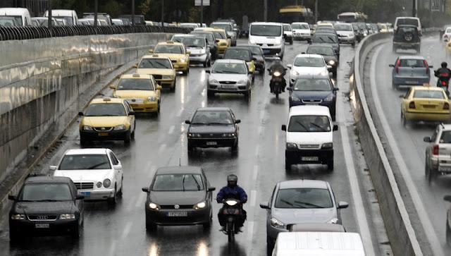 Πάνω από 40.000 Έλληνες δεν έχουν καταβάλει τέλη κυκλοφορίας από το 2013 μέχρι το 2017