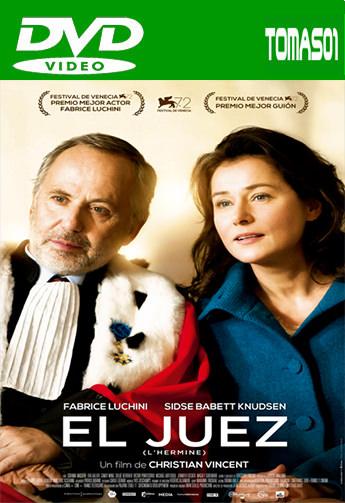 El juez (2015) DVDRip