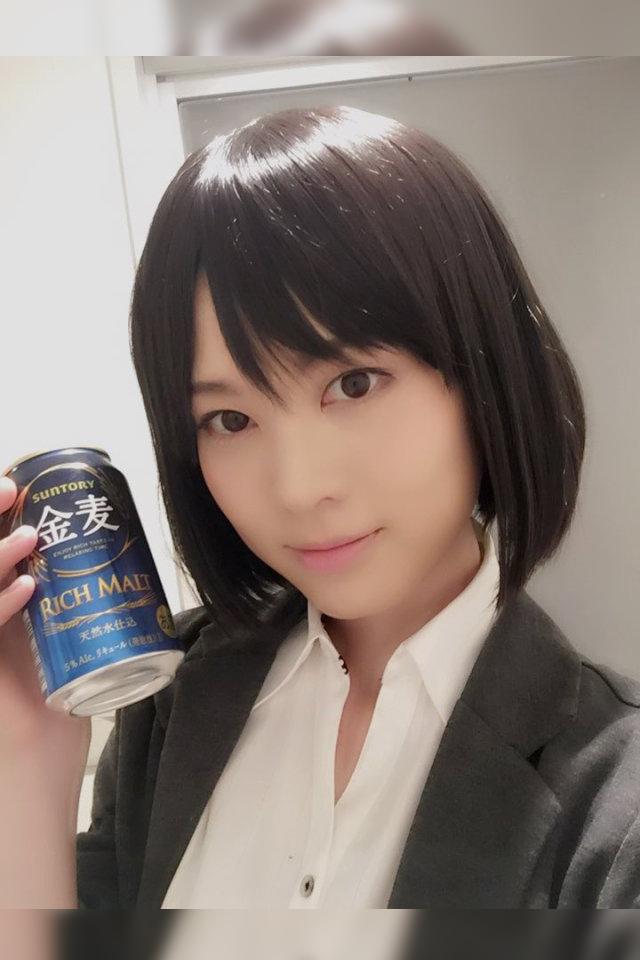 Cosplay Yukino Mirip kawai
