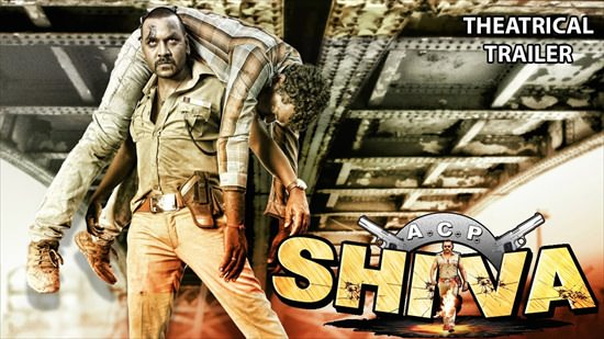 ACP Shiva 2017 HDRip 350MB Hindi Dubbed 480p Watch Online Full Movie Download bolly4u