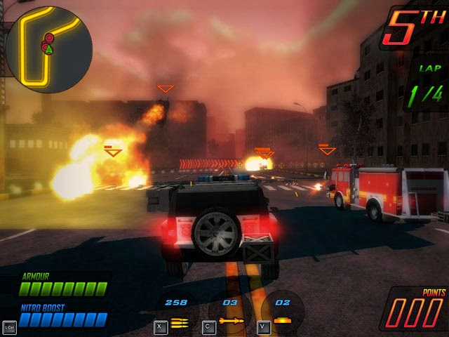 تحميل العاب سيارات اكشن حربية Download battle cars games pack free