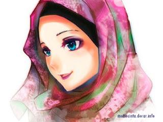 Wanita cantik menurut Islam