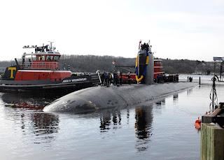 USS Alexandria SSN-757