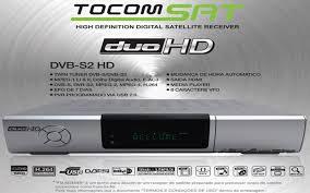 Atualizacao do receptor Tocomsat Duo HD e Duo HD+ V