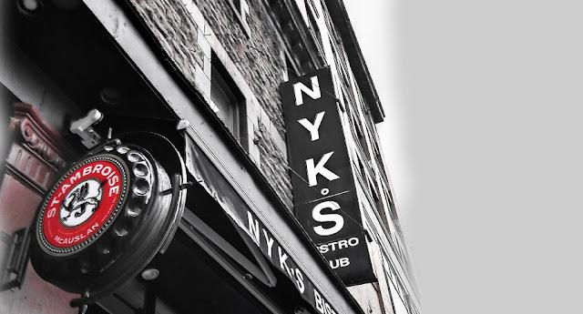 Nyk's Bistro Pub em Montreal