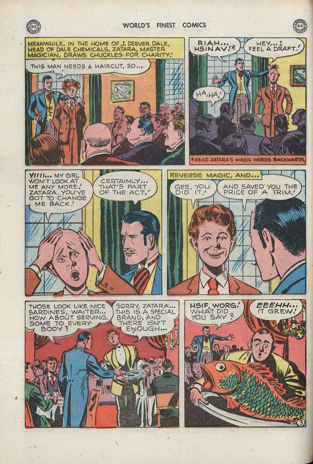 Read online World's Finest Comics comic -  Issue #33 - 30