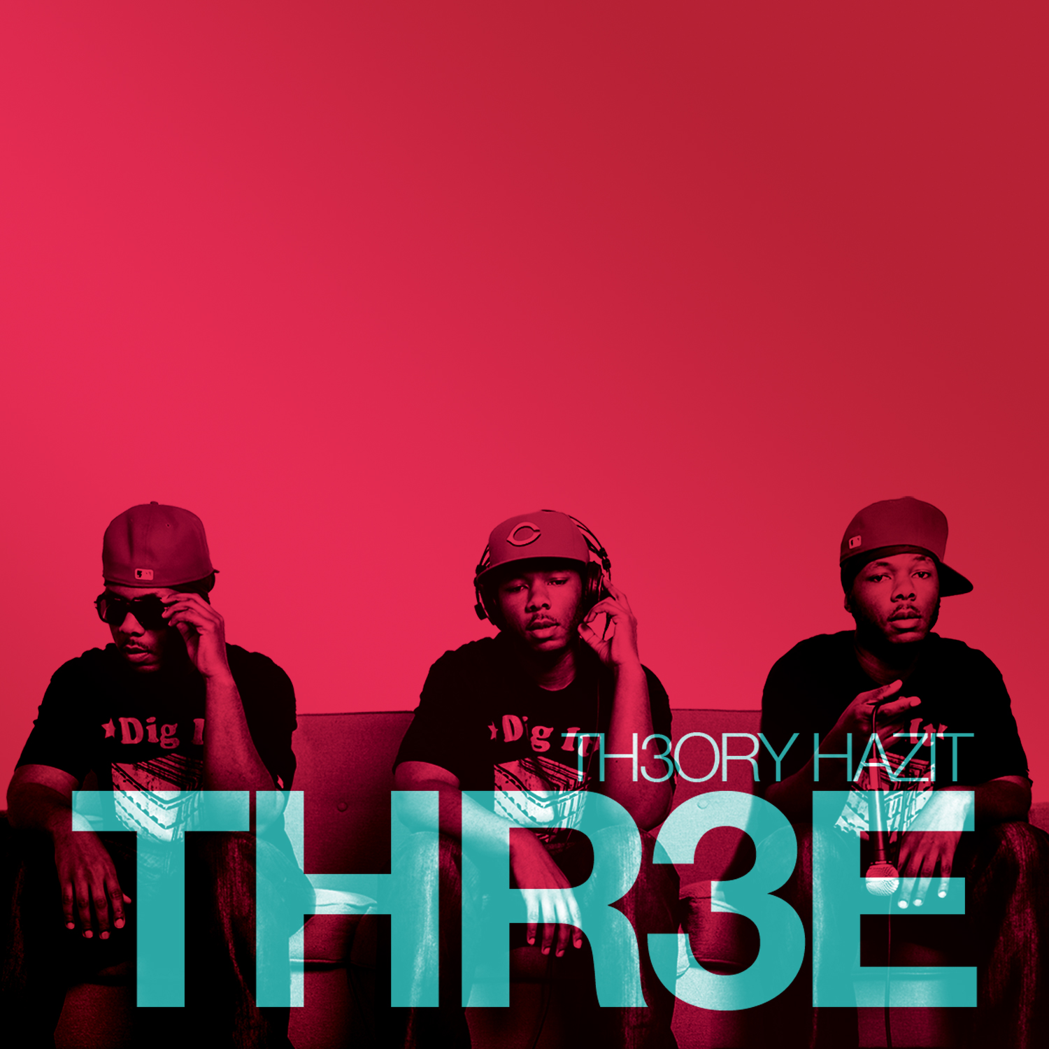 Theory Hazit - Thr3e 2012 English Christian Album Download