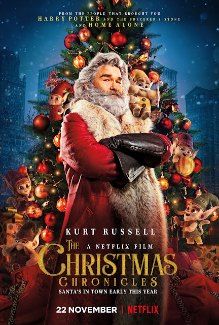 THE CHRISTMAS CHRONICLES (2018) ταινιες online seires oipeirates greek subs