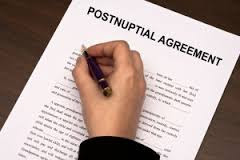 Annulment: Postnuptial Agreements