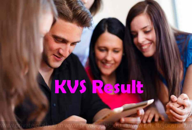 KVS Result