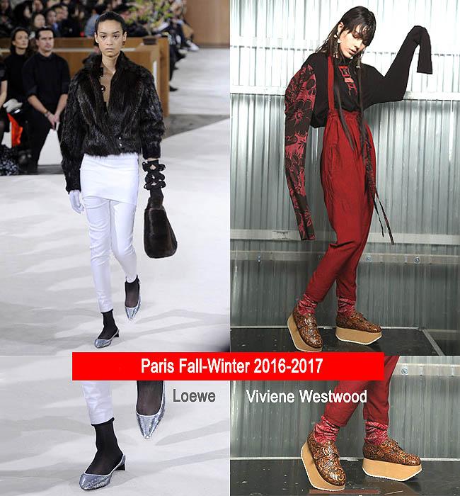 Model sepatu wanita terbaru 2016-2017 Viviene Westwood