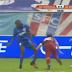 Σοκάρει ο τραυματισμός του ποδοσφαιριστή Demba (video)