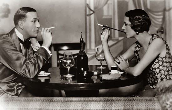 flappers 1920 smoking - photo #16
