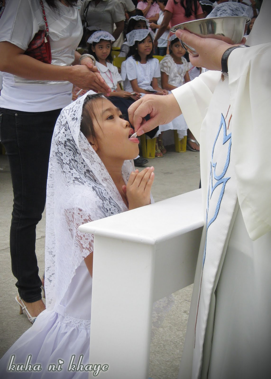 Litratista: First Communion