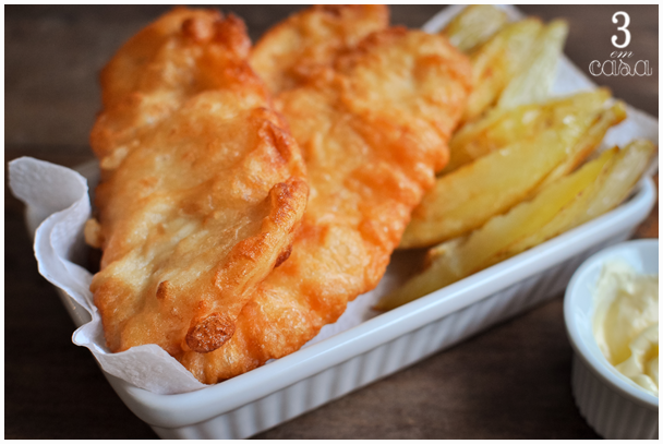 receita de fish an chips