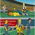 """Episódio de """"Os Simpsons"""" previu a lesão de Neymar na Copa"""