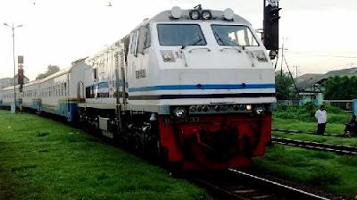 Harga Tiket Kereta Api Bandung - Jakarta Terbaru Bulan Ini 2017 Update