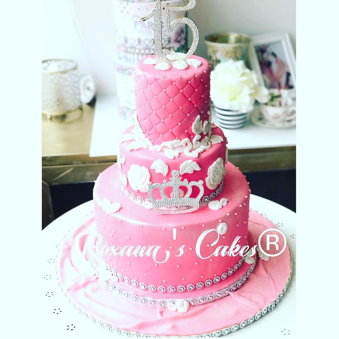 Baking with Roxana\'s Cakes: May 2017