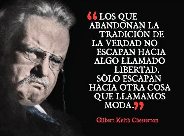 Catolicidad Frases Célebres De Chesterton