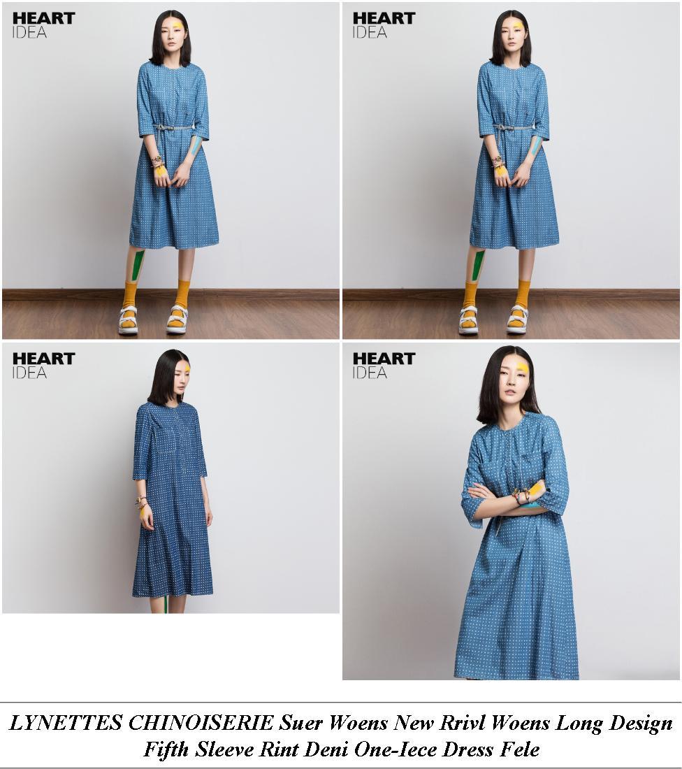 Evening Dresses - Sale Shop Online - Long Sleeve Dress - Cheap Clothes