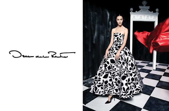 Oscar de la Renta Fall/Winter 2017 Campaign