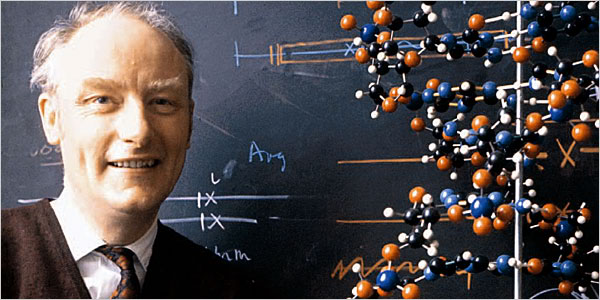 The Man Who Discovered DNA Believe That Aliens Designed Our DNA