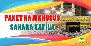 haji Khusus Sahara Kafila