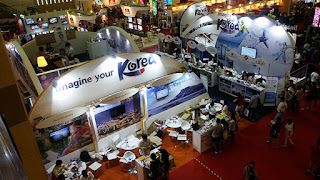 MATTA Travel Fair in KL, Malaysia 2015 (KOREA E TOUR)