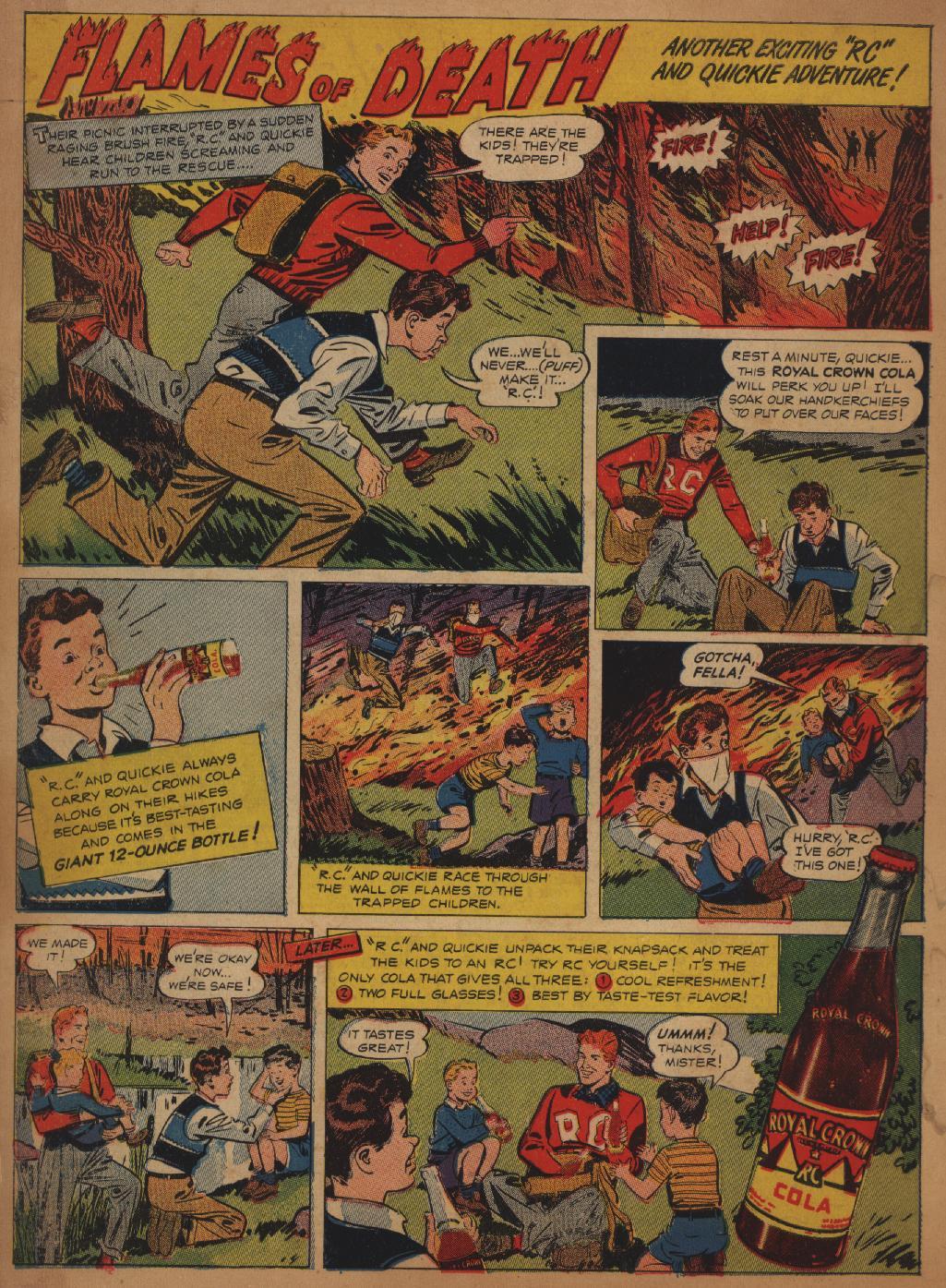 Read online Detective Comics (1937) comic -  Issue #152 - 52
