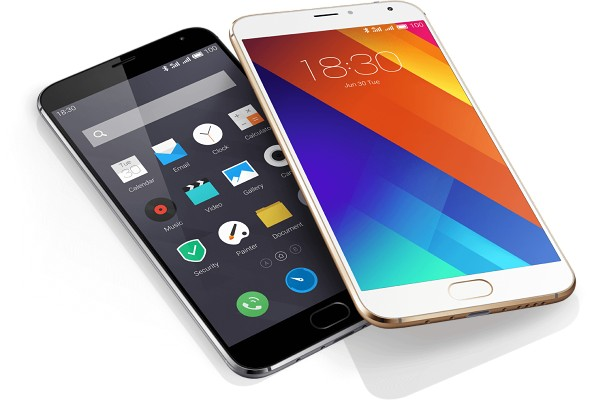 Meizu MX5 Smartphone with Octa Core CPU & 20MP Camera