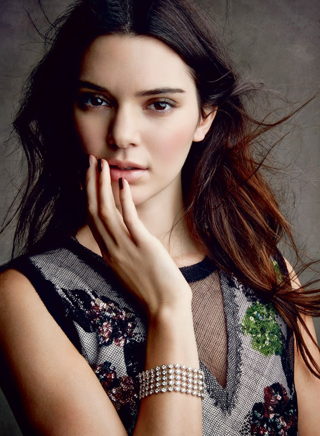 Concierge4fashion The Most Beautiful Girl In The World: Concierge4Fashion: Kendall Jenner: Photographed By PATRICK