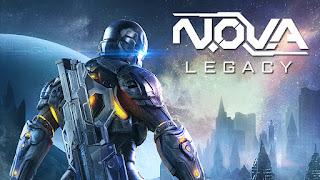 لعبة N.O.V.A. Legacy اموال غير محدودة للاندرويد