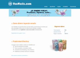 VEO MAILS, OTRA FORMA DE GANAR RECIBIENDO EMAILS 1