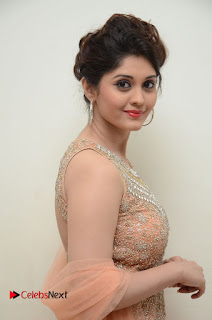 Actress Surabhi Pictures at Gentleman Audio Launch  0084