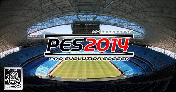 تحميل لعبة بيس pes 2014 للكمبيوتر كاملة برابط واحد مباشر مضغوطة من ميديا فاير مجانا