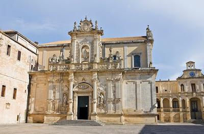Viajes y turismo, Lecce, Italia