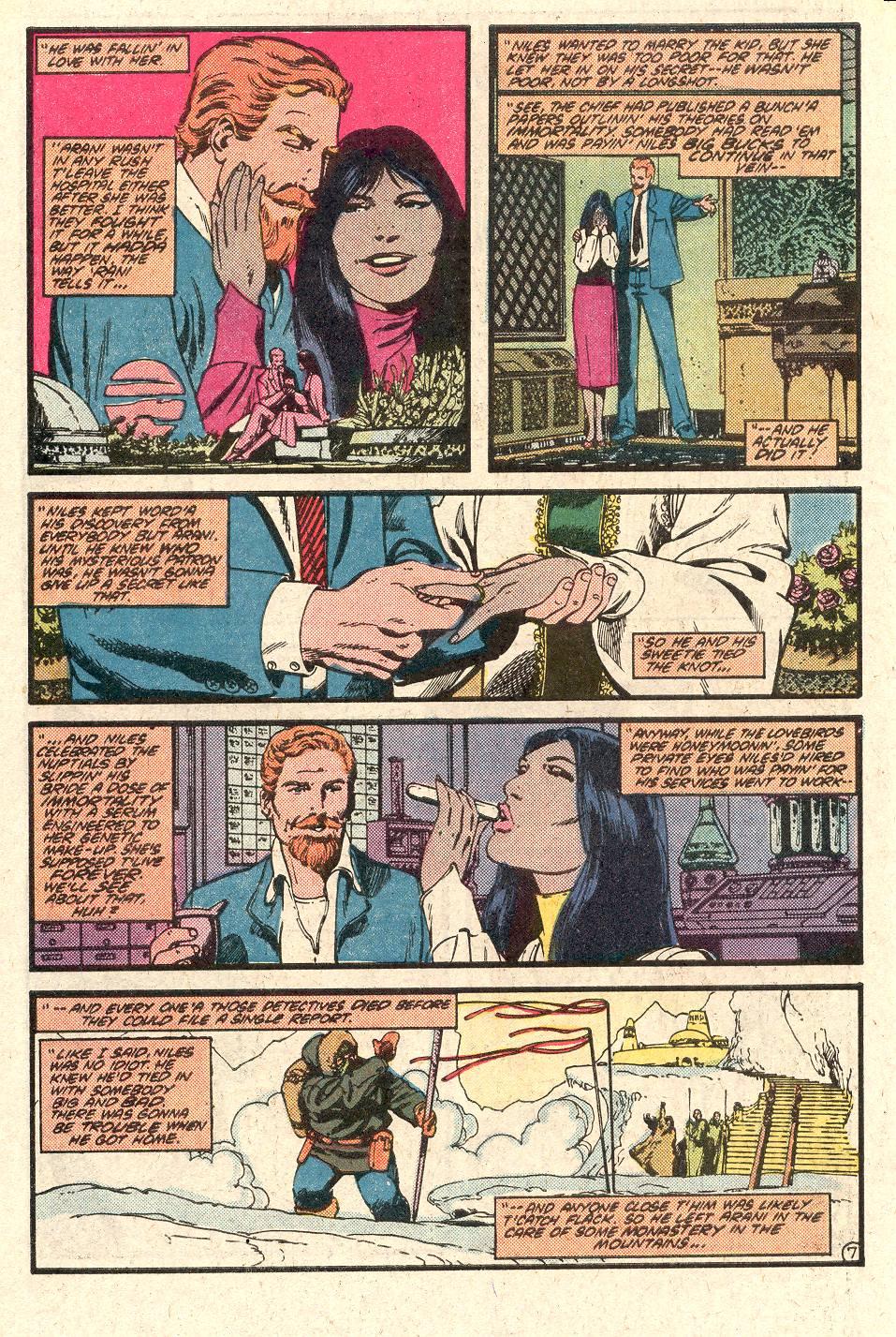Read online Secret Origins (1986) comic -  Issue # _Annual 1 - 8