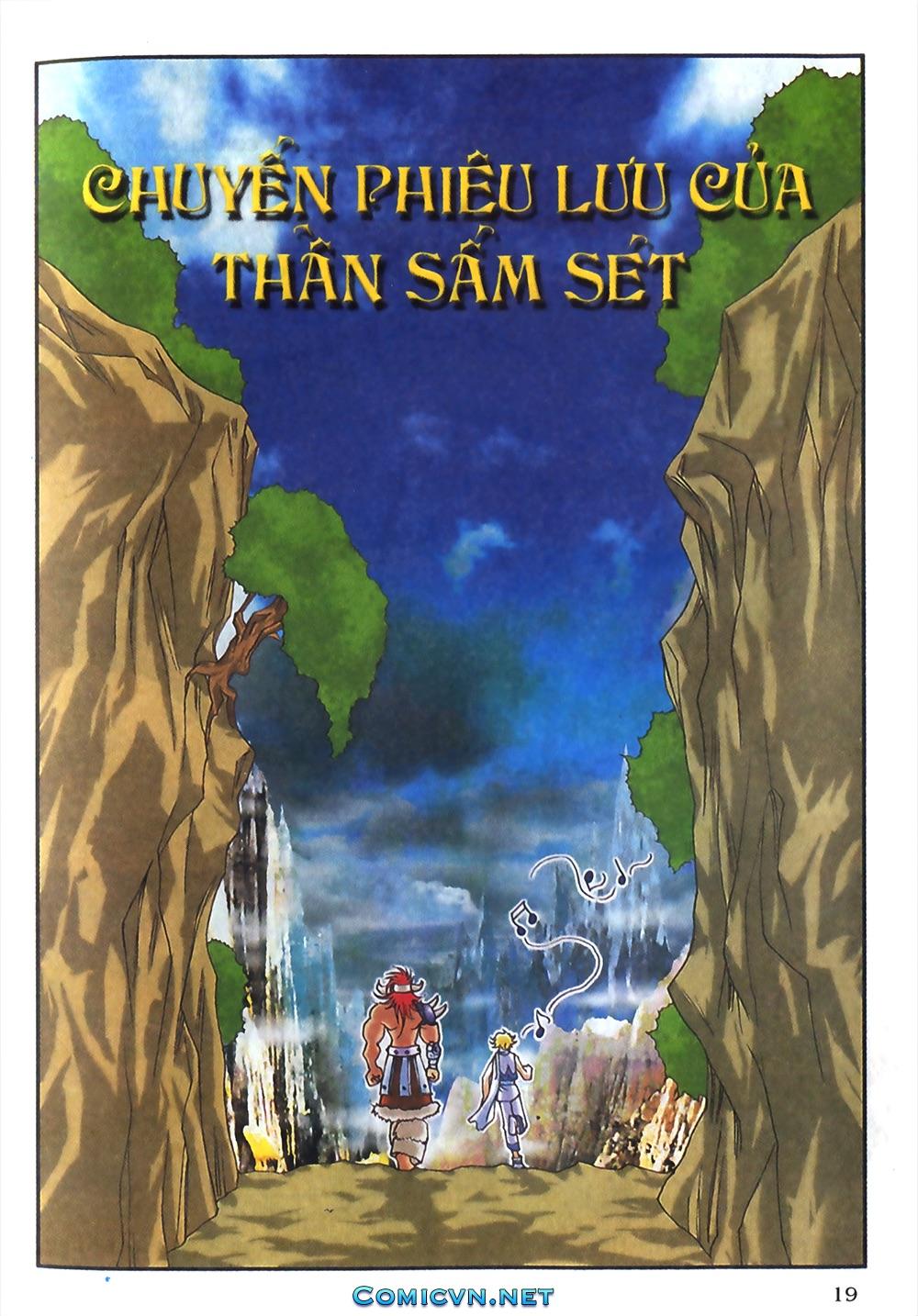 Thần thoại Bắc Âu - Chapter 18: Thần sấm sét - Pic 20