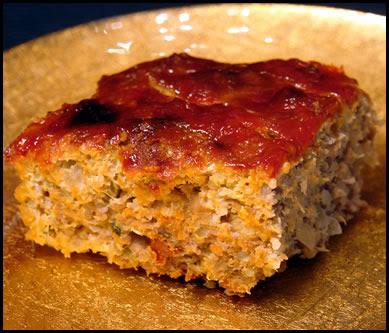 Quinoa Meatloaf - Gluten-Free