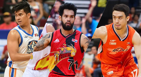 LIST of PBA Players from Iloilo as of 2019 PBA Philippine Cup